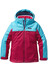 Patagonia Girls' Insulated Snowbelle Jacket Portofino Pink